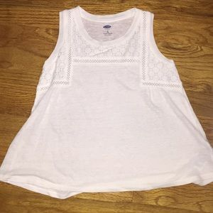 Off white Old Navy top